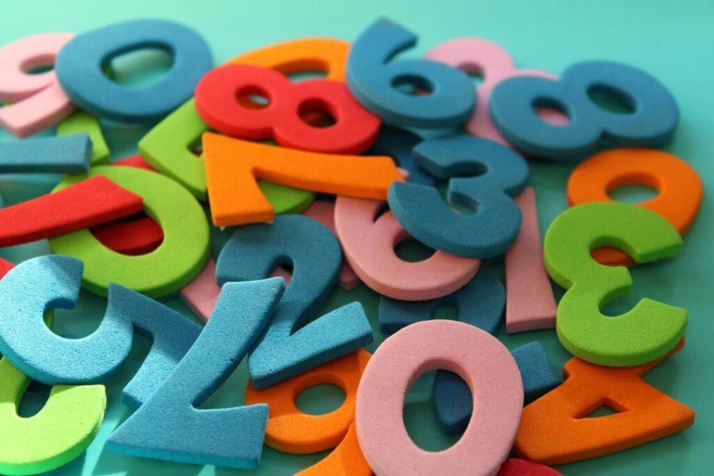 caracteristicas de los numeros en numerologia